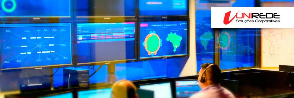 Contrate um serviço de monitoramento de TI: Otimize integralmente sua infraestrutura.