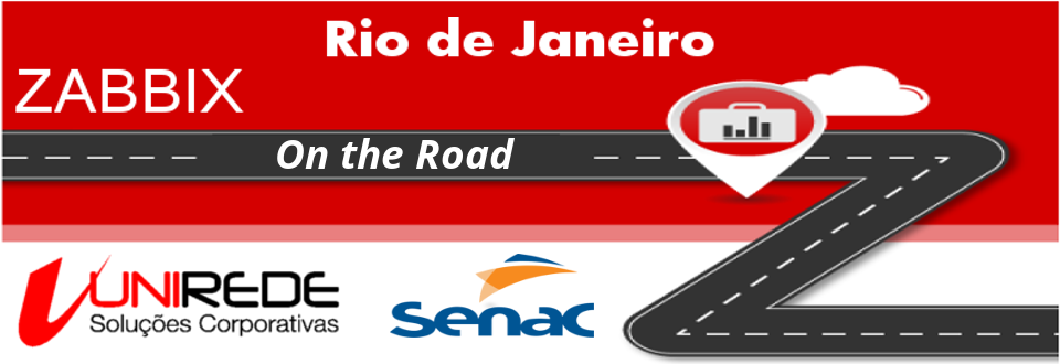 Saiba como foi o meetup Zabbix on the Road Rio de Janeiro