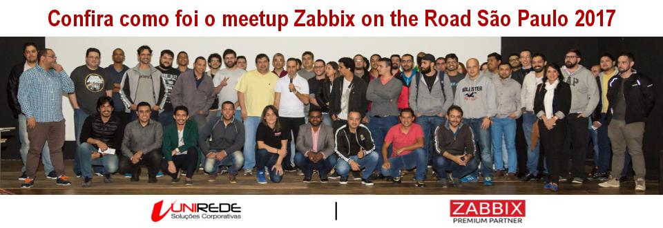 Confira como foi o meetup Zabbix on the Road São Paulo 2017