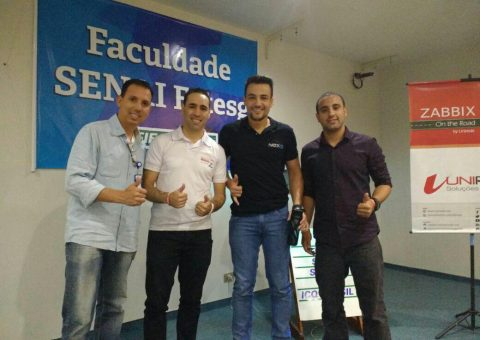 Zabbix on the Road Goiânia-GO