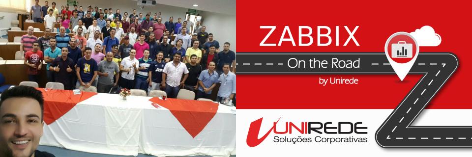 Como foi o meetup Zabbix on the Road em Goiânia-GO