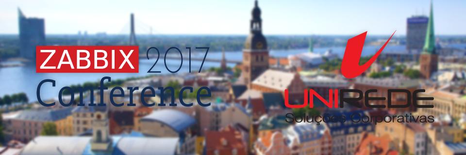 Unirede, patrocinador Zabbix Conference 2017