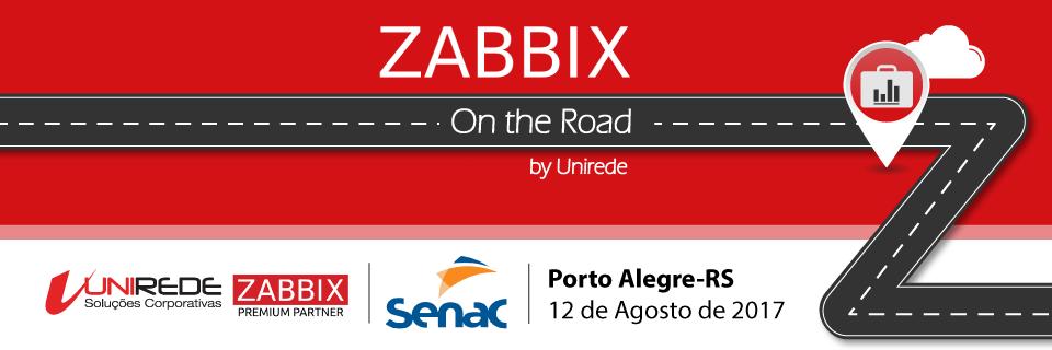 Confira como foi o MeetUp: Zabbix on the Road – Porto Alegre 2017
