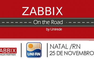 Confira como foi o MeetUp: Zabbix on the Road – NATAL 2017