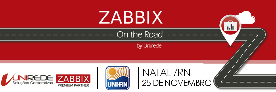 Confira como foi o MeetUp: Zabbix on the Road – NATAL 2017