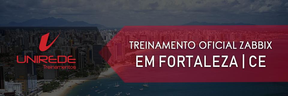 Treinamento Oficial Zabbix em Fortaleza | CE