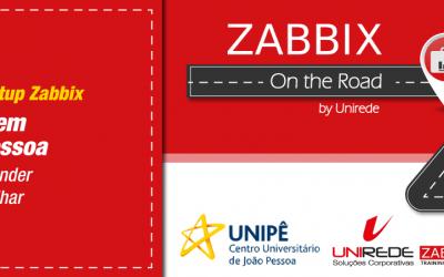 Zabbix On The Road | João Pessoa
