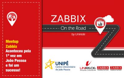 Como foi o Zabbix On The Road em João Pessoa