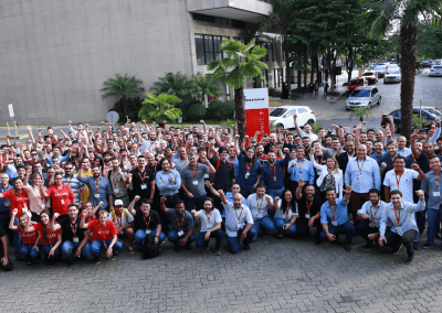 Participantes Zabbix - 2018