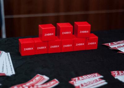 Zabbix Cube - Lojinha - 2016