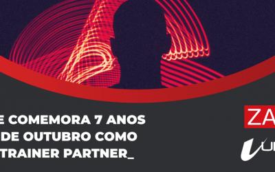UNIREDE COMEMORA 7 ANOS NO MÊS DE OUTUBRO COMO ZABBIX TRAINER PARTNER