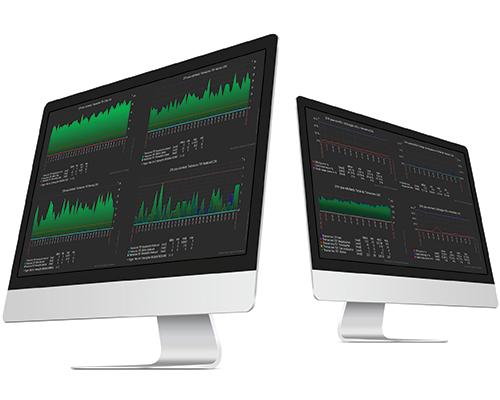 Zabbix Monitoramento - telas