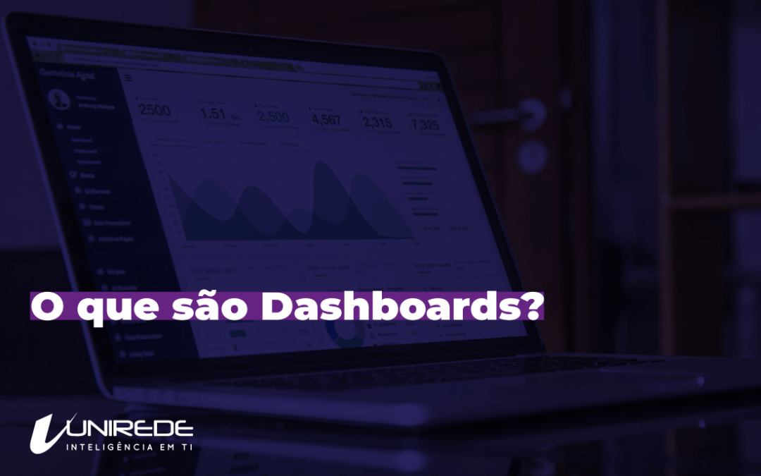 O que são dashboards?